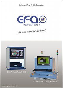 Prospekt EFA Picture