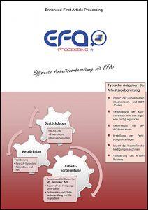 EFA Processing