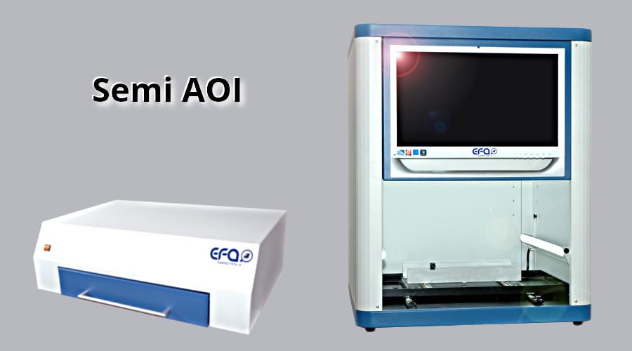 Semi AOI-Lösung zur Qualitätssicherung